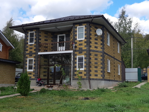 Алексеевка д, городской округ Чехов, дом 165 кв м. с газом.
