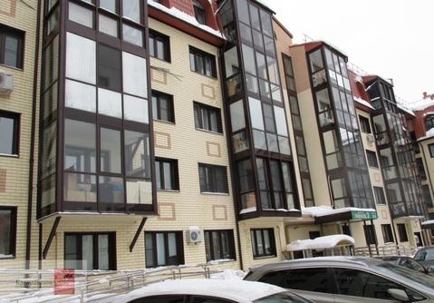 3-комнатная квартира, 86 кв.м., в ЖК «Западное Кунцево»