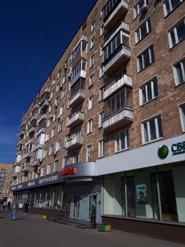 Ленинский проспект дом 89/2, 2-комнатная квартира 45 кв.м.