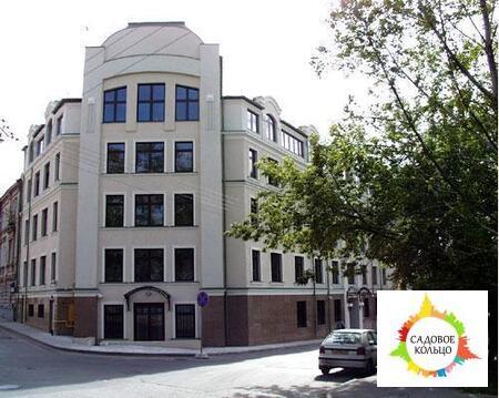 5-этажное офисное здание класса В + с подземным и наземным паркингами