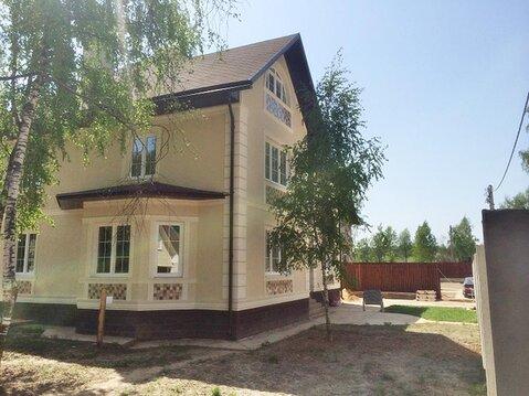 Кирпичный дом 400 м2, чистовая отделка, газ и свет, Калужское ш 24 км
