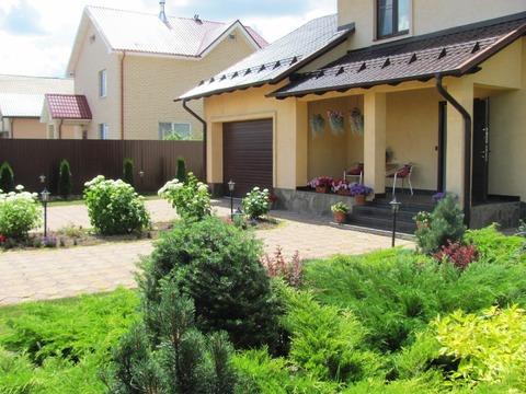 Дом в Чехове готов к проживанию