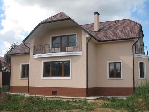 Дом 410 кв.м. на уч. 14 сот. г.Видное, мкр.Расторгуево