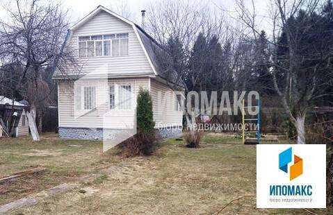 Дом брусовой 65 кв.м, участок 6 соток,45 км от МКАД, Киевское шоссе