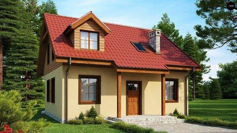 Уютный дом 112 кв.м на участке 12,6 соток.