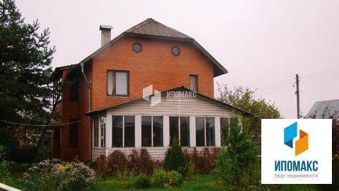 Брусовой дом 150 кв.м. , участок 12 соток, СНТ Гудок