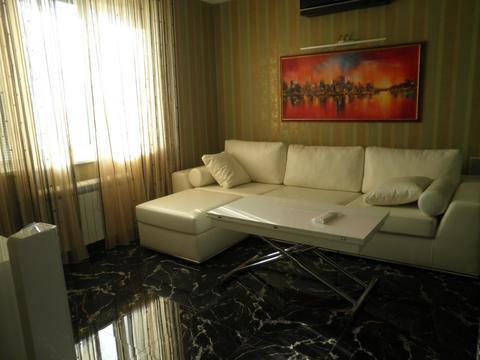 2-комнатая квартира, Хорошевское шоссе д.16, к. 2, ЖК-Дом на Беговой.