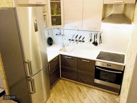 Однокомнатная квартира-студия, 33 м2, микрорайон Богородский, 16