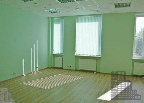 Офисное помещение 540 кв.м у метро Калужская в бизнес-центре класса А