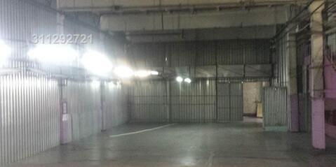 Под склад, отапл, выс.: 7.5 м, пол бетон. плиты, 2-е ворот, на огорож