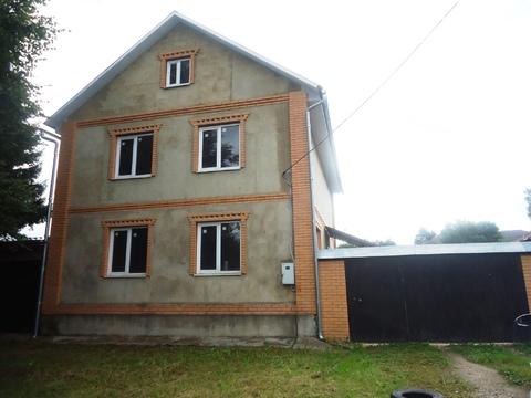 Большой дом в г. Серпухов, Долгий переулок