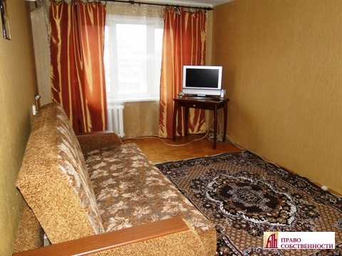 1-комнатная квартира 38 кв.м. в центре