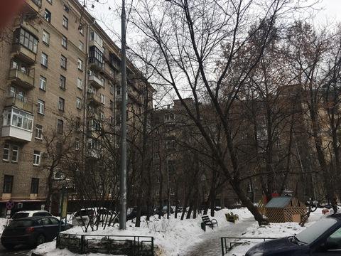 Продажа квартиры, м. Полежаевская, Ул. Куусинена