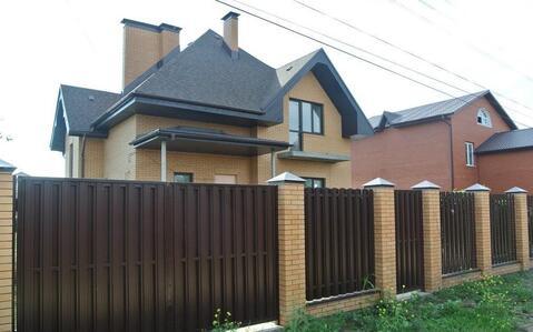 Дом 250 кв.м. на участке 7 соток в г.Жуковский, СНТ «Союз-Цаги»