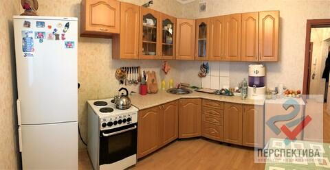 Продаётся 1-комнатная квартира общей площадью 41,6 кв.м.