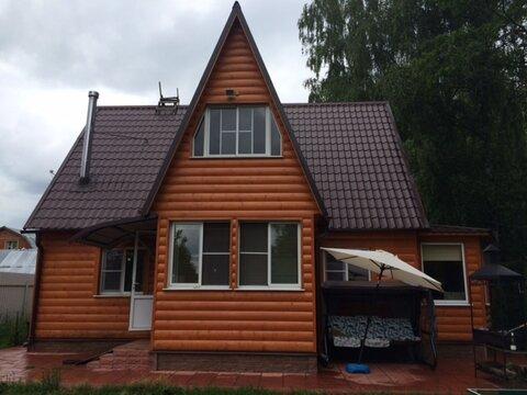 Дом 140 кв.м с участком 18 соток д.Скурыгино Чеховский район