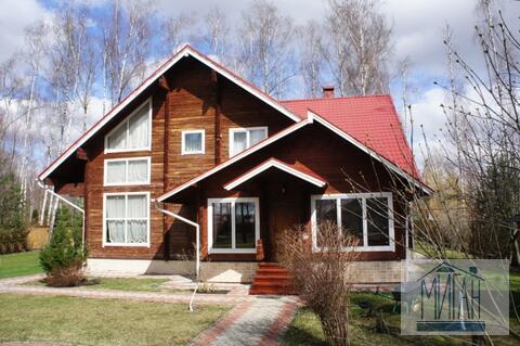 Великолепный дом на 40 сотках в Москве.
