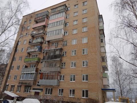 Продажа 1-комнатной квартиры в южном микрорайоне г. Наро-Фоминске.