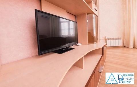 1-комнатная квартира в Москве, в 8 мин ходьбы от метро Некрасовка