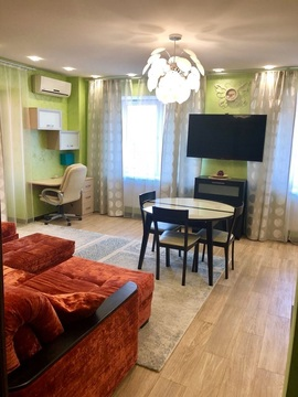 """2-комнатная квартира, 63 кв.м., в ЖК """"Авиатор"""" (г. Чехов)"""