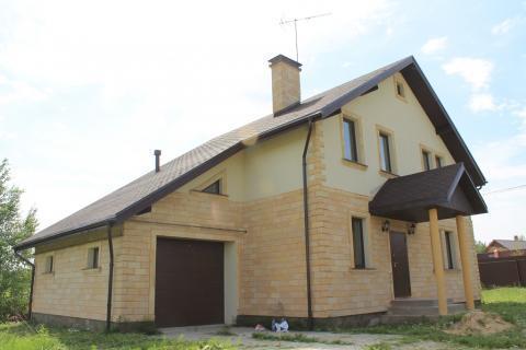 """Элитный поселок. Коттедж в Поливаново. опк """"Бор"""""""