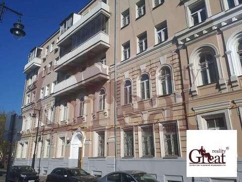 Продажа квартиры, м. Арбатская, Борисоглебский пер.