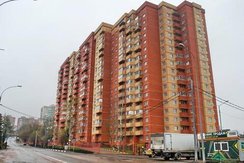 """1-комнатная квартира, 42 кв.м., в ЖК """"Первомайский"""" г. Химки"""