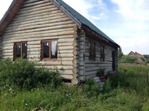 Дом 100 кв.м. на участке 6 соток в СНТ Зенькино