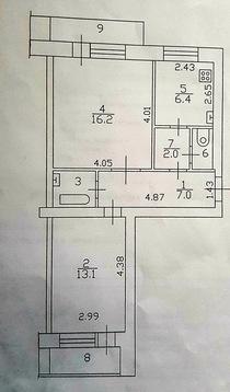 Дубна, 2-х комнатная квартира, ул. Сахарова д.19, 3200000 руб.