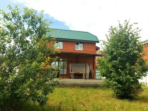 Продается дом 138 кв.м. на участке 8 соток г. Домодедово