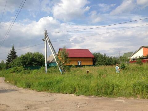 Продается земельный участок, Пуговичино, 8 сот