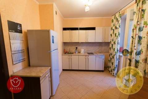 1к квартира 42 кв.м. Звенигород, мкр. Супонево 7, ремонт и мебель