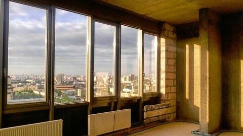 """3-комнатная квартира, 123 кв.м., в ЖК """"Нескучный сад"""""""