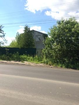 Земельный участок 6 сот Востряково, ул. Вокзальная
