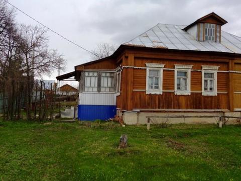 Продается 1/2 часть одноэтажного дома 40 кв.м. на участке 10.4 сотки