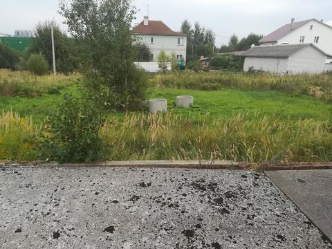 10 сот ИЖС ул.Колхозная, г.Клин