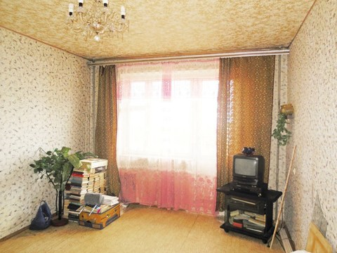 2-х комнатная квартира 54 кв.м (линейка). Этаж: 8/10 панельного дома.