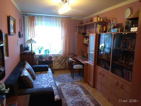 Продается 3-комн. кв. в Селятино на 4/9 этажного кирпичного дома.