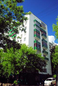 Двухкомнатная квартира на Шелепихинской набережной