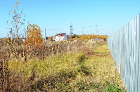 Продам участок 12 соток 18 км от Москвы