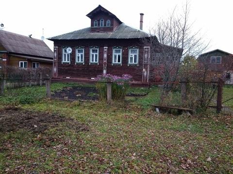 Дом 113 кв.м. на участке 36 соток в п. Запрудня, Талдомского района