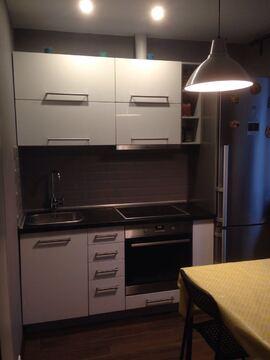 Однокомнатная квартира с шикарным дорогим евроремонтом, с мебелью
