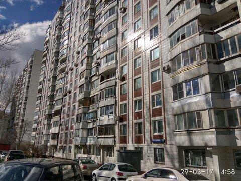 2-х комнатная квартира в Крылатском, распашонка, 7 мин п до метро