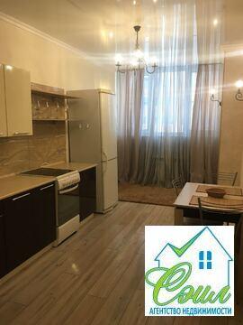 1-комнатная квартира, 43 кв.м., в ЖК «Вишневый сад»
