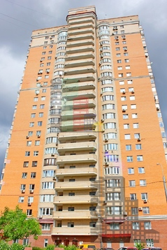 Однокомнатная квартира со свежим евроремонтом