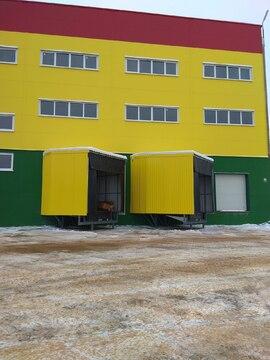 Новый складской комплекс 1500 кв.м, класса А