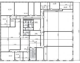 Аренда Офис 745 кв.м.