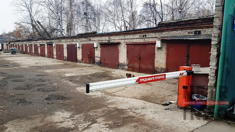 Продажа гаража в ГСК-10 по адресу: 1-й Люберецкий проезд, 6а