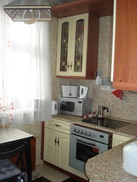 Улица Татьяны Макаровой дом 6, 1-комнатная квартира 38 кв.м.