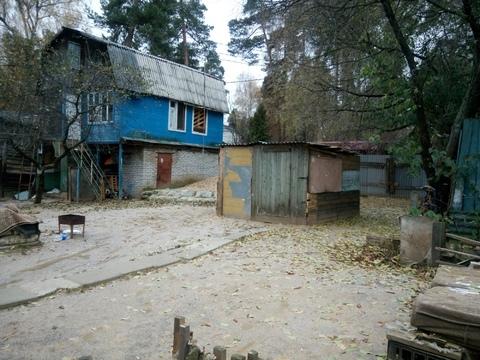 Продается участок 6 соток в Малаховке, с частью дома, 3500000 руб.